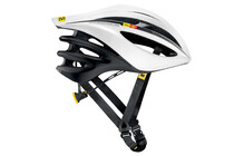 Mavic Plasma SLR Casque Route blanc/noir
